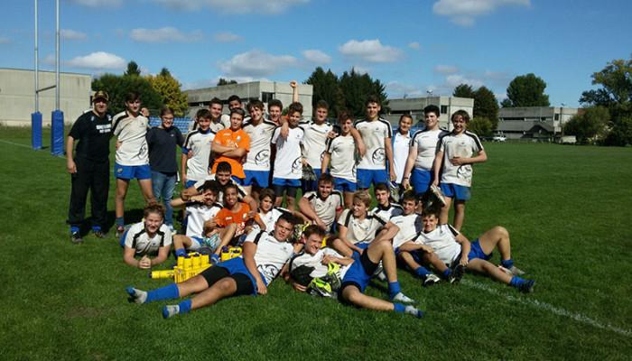 Cus Torino Under 16 in Elite