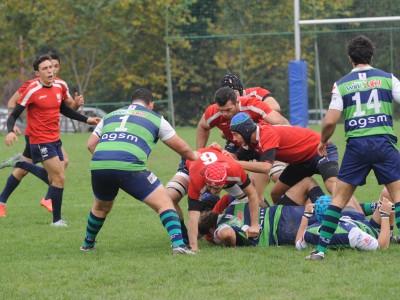 Cus Torino contro Cus Verona