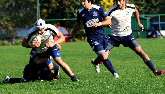 Cus Torino contro Lumezzane