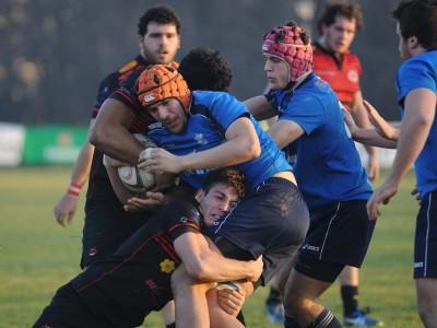 Cus Torino contro Rugby Reggio
