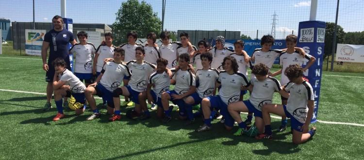 Cus Torino Under 14 vince 4 Valli a Biella 2016