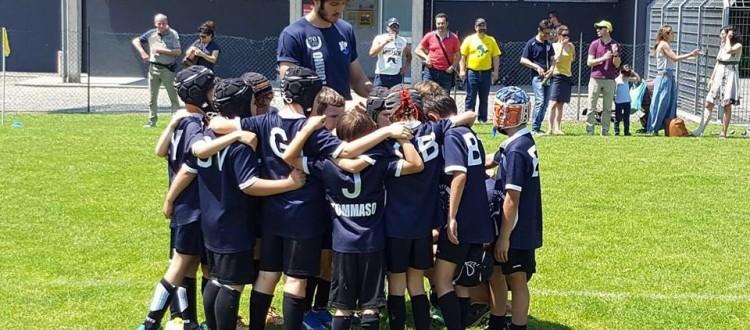 Cus Torino Under 8 vince il Sanfelici 2016