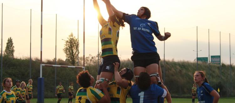 Cus Torino femminile contro Rozzano