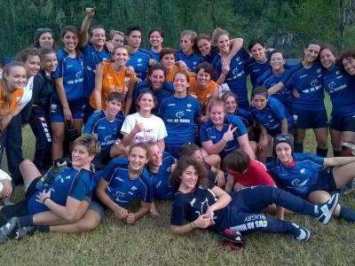 Cus Torino femminile squadra